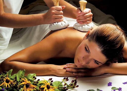 Аюрведичний масаж «Удвартан»