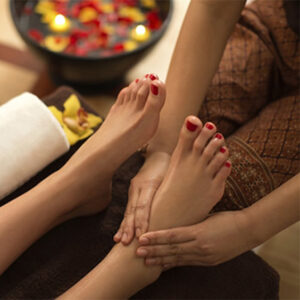 Тайський масаж стоп