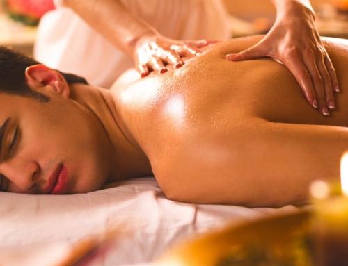 Як робити масаж спини?