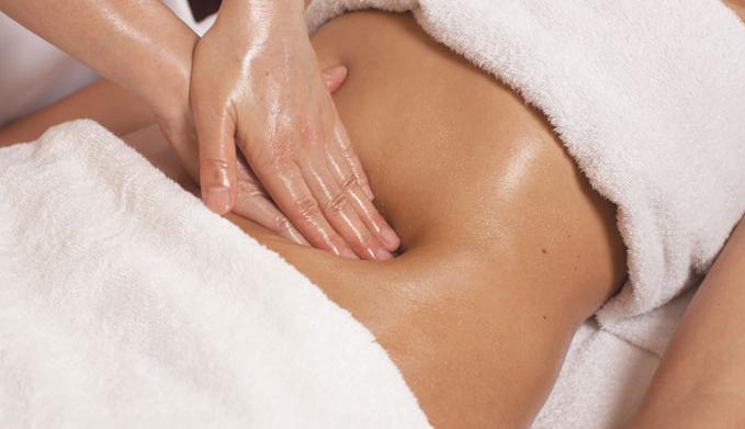 Як масаж впливає на організм