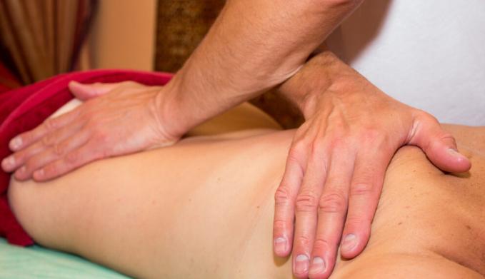 Buttocks massage