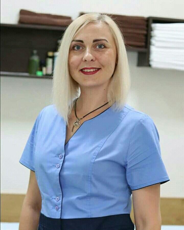 Olga Shmatova